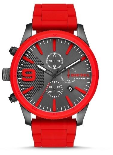Diesel Saat Kırmızı